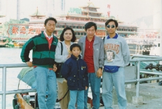 Family in Hong kong